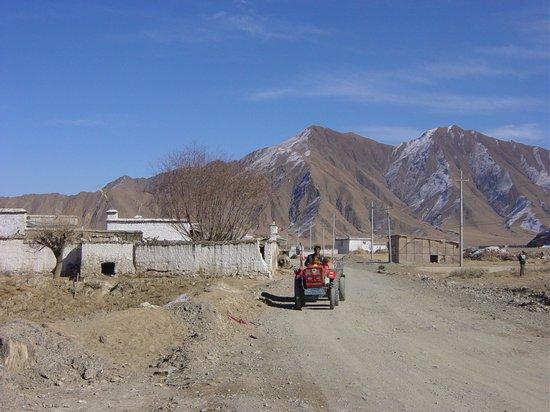 """Tybetańska część N'eu sprzed epoki """"zaawansowanych technologii"""""""