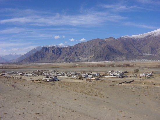 Tybetańskie N'eu i okolice